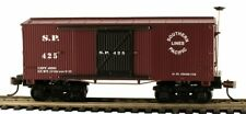 HO Scale - 28' Wooden 1860 Box Car, Southern Pacific - MAN-721011