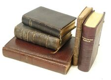 Lot 5 livres missel histoire sainte paroissien romain messe XIXè XXè