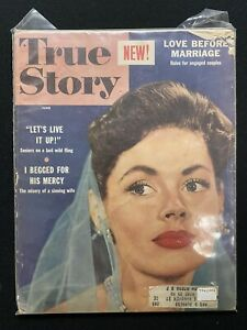 True Story Magazine Love Before Marriage June