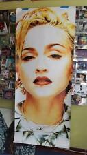 MADONNA 6 foot Vinyl banner Celebration Blonde Ambition 1991