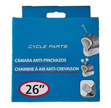 """Camara Aire Antipinchazos Gel Rueda Bicicleta 26"""" Auto Reparante Schrader 6150"""