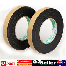 4M Universal Weather Stripping Sponge Rubber Seal Strip Sticky Tape Door Sealer