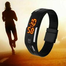 SKMEI Men Women LED Waterproof Sports Watches Digital Date Wrist Watch Bracelet