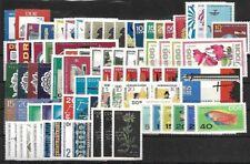 DDR Jahrgang 1966 , postfrisch , Auswahl aus Michel Nr. 1154 - 1244