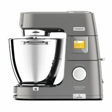 More details for kenwood kwl90.004si titanium chef patissier xl - silver metal & plastic - 1.4kw