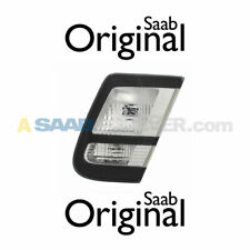 SAAB 9-3 RIGHT Trunk Mounted Tail Light NEW ICE BLOCK 03-14 GENUINE OEM 12770158