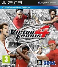 Virtua Tennis 4 (PS3) VideoGames