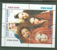 X703 Mordovia Spice Girls  (MNH) block