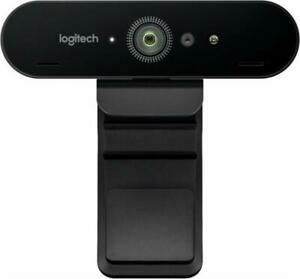 Logitech 4K Brio Ultra HD Pro Webcam 5x Zoom for PC Mac Video Conferencing