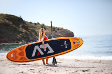 Inflatable Surfboard Surf Board Float with paddle stand  kayak set pump surfing