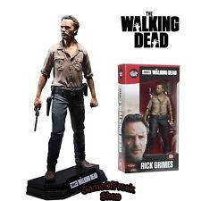 Figure The Walking Dead Figura Rick Grimes amc 15 cm with box Figurine