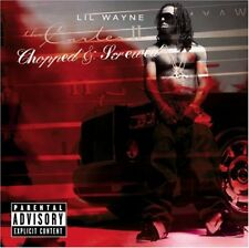 Lil Wayne - Tha Carter II: Chopped & Screwed ( AUDIO CD 03-07-2006 )