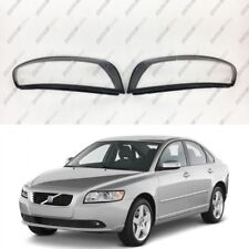 VOLVO S40 / V50 (07-12) OEM Headlight Glass Headlamp Lens Cover (LEFT)