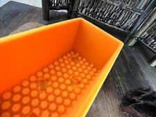 silicone beehive honey bee Mold honeycomb candle Soap loaf Mould easy release