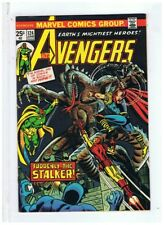 Marvel Comics The Avengers #124 F/VF+ 1974