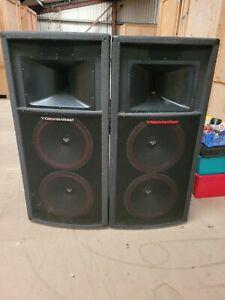 Speakers. Cerwin-vega V-253