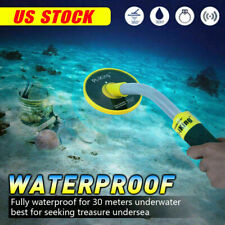 PI-iking-750 Waterproof Metal Detector 30M Underwater Pinpointer Gold Hunter US