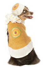 Pumpkin Spiced Latte Pet Funny Coffee Drink Halloween Costume