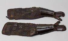 Samurai Armor Yoroi Gusoku Tutsu Kote gauntlet   , Edo period, G33