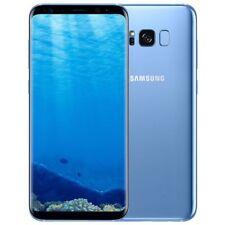 NEW Samsung Galaxy S8+ Plus 64GB GSM Unlocked Blue Coral SM G955 F from Claro