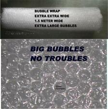 EXTRA LARGE AIR BUBBLES WRAP 1,500 MM.EXTRA EXTRA WIDE~15 M LONG FREE SHIPPING