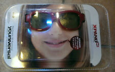 LUNETTE 3D ACTIVES XPAND YOUNIVERSAL ELECTRONIC 3D EYEWEAR RED SIZE S