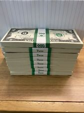 10 NEW Uncirculated Two Dollar Bills Crisp $2 Sequential Note 2013.
