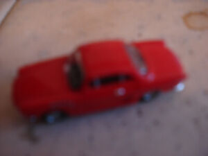 Micro-Miniature NOREV  Renault Caravelle  - Made in France- Ech. 1/86- TBE