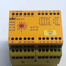 PILZ  Safety Relay PNOZ XV3.1 30/24VDC 3n/o 1n/c 2n/o t