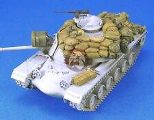 Legend 1/72 M48A3 Patton Tank Sandbag Armor & Stowage Set in Vietnam War LF7204