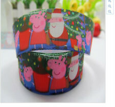 Christmas Santa Claus Ribbon Peppa Pig