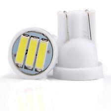 100Pcs T10 W5W 194 168 7014 7020 3SMD 3LED Car Width Light Trunk Bulb Door Lamp