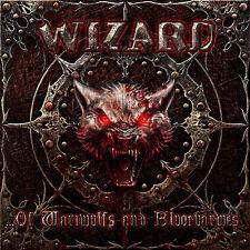 WIZARD - ...Of Wariwulfs And Bluotvarwes - Gatefold-LP - 300705