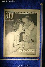 Revue Illustrierte Nr. 45 1952 8.11.52 Maurice Chevalier Geburtstagszeitung
