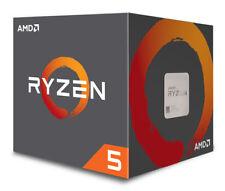 AMD Ryzen 5 1600 3.2GHz 6-Core AM4 Boxed Processor YD1600BBAEBOX NEW Retail Box