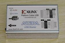 Xilinx Altera FPGA CPLD USB Download Cable JTAG Blaster CY7C68013A XC2C256