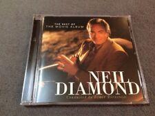 Neil Diamond - The Best Of The Movie Album USA (CD, Columbia 1998) VG+