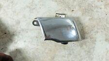 86 Honda GL 1200 A GL1200 Goldwing left side chrome cover trim