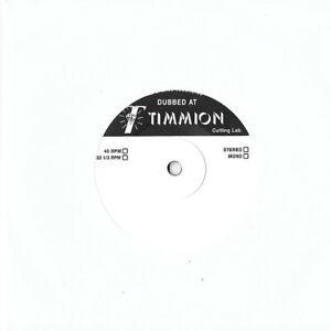 Contemporary Sou l-  Cold Diamond & Mink -  This Love - Timmion Test Press TR712