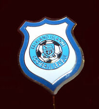 FALKLAND ISLANDS FOOTBALL LEAGUE - LIGA DE FUTBOL ISLAS MALVINAS - Old Pin 1970s