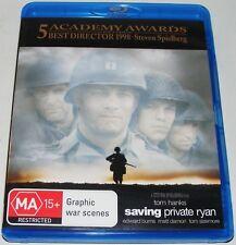 Saving Private Ryan--- (Blu-ray, 2011)