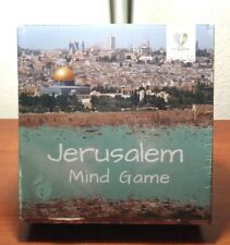 Jerusalem Mind Game by Lev Haolam Improves Memory  New Factory Sealed