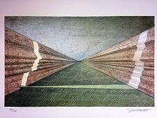 RAIG DE LLUM. LITOGRAPHIE. 98/150. SUBIRACHS. DOCUMENTATION. ESPAGNE. 1996.