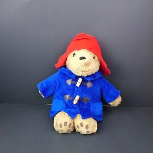 "Paddington Bear 13"" Plush Stuffed Animal Rainbow Designs"
