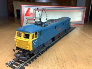 Lima OO Gauge 205125 BR Blue Class 87 Electric Loco 87005 City of London