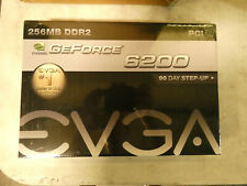 GeForce 6200 256MB DDR2 PCI Graphics Card-Brand NEW in box