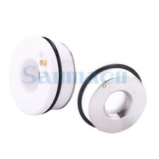 OD 28mm/32mm Ceramic Ring Nozzles Holder For Laser Cutting Machine Head