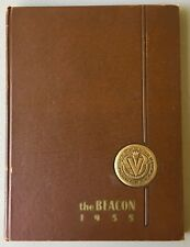 THE BEACON (Valparaiso University Yearbook) 1955