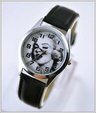 Marilyn Monroe Mens Womens Child Watch New Black