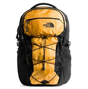 North face Borealis Backpack - Yellow - Brand New with tags (NF0A3KV36VC)